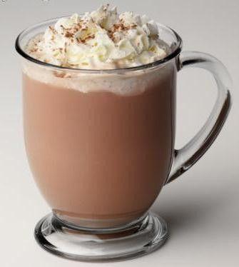 Chocolat chaud et les vertus du chocolat
